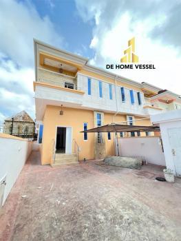 Affordable Spacious 4 Bedroom Semi-detached Duplex with Bq, Ajah, Lagos, Semi-detached Duplex for Sale