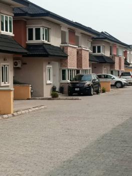 4 Bedroom Duplex, Alpha Beach Road in a Mini Estate, Lekki, Lagos, House for Rent