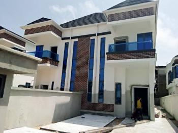 Humongous 4 Bedroom Duplex with Domestic Quarters, Before Chevron, Lekki, Lagos, Semi-detached Duplex for Sale