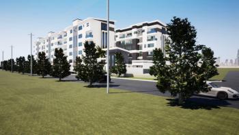 Luxury 3 Bedroom Maisonette Terrace Duplex   with Bq, Ikate, Lekki, Lagos, Terraced Duplex for Sale
