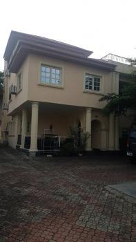 8 Bedroom Detached House with Bq on 1496 Sqm of Land, Off Adeniyi Jones, Ikeja, Lagos, Detached Duplex for Sale