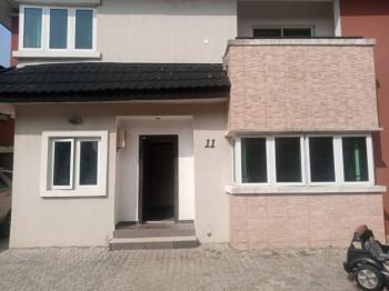 4 Bedroom Duplex with a Bq a Mini Estate and Secured, Atlantic View Estate , Off Alpha Beach Road, Lekki, Lagos, Terraced Duplex for Rent