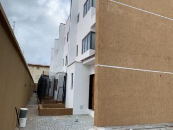 Newly Built 4 Bedroom Terrace Duplex with 1 Room Bq, Providence Street, Lekki Phase 1, Lekki, Lagos, Terraced Duplex for Sale