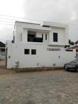 Newly Built 2 Units of a 4 Bedroom Fully Detached Duplex with a Bq, Peninsula Garden Estate, Sangotedo, Ajah, Lagos, Detached Duplex for Sale