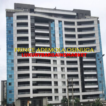 Serious Cash Ready Clients Only - Ultra Lux 3 Bedroom Apartment + Bq Etc, Central, Old Ikoyi, Ikoyi, Lagos, Flat for Rent