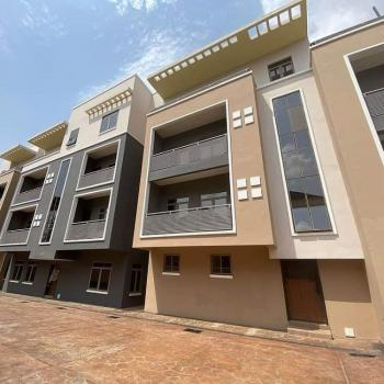 Luxury  4 Bedroom Terrace House, Guzape District, Abuja, House for Rent