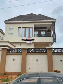 Brand New 5 Bedrooms Fully Detached Duplex with 1 Bq, Gra Phase 2, Magodo, Lagos, House for Sale