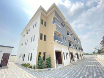 Newly Built 4 Bedroom Terrace with a Bq, Lekki Phase 2, Lekki, Lagos, Terraced Duplex for Sale