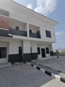 Luxury 3 Bedroom Terraced Duplex in a Serene Environment, Lekki, Abijo, Lekki, Lagos, Terraced Duplex for Sale