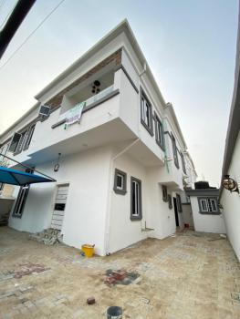 Executive Spacious 4 Bedrooms Semi Detached Duplex with Bq, Chevron, Lekki Phase 2, Lekki, Lagos, Semi-detached Duplex for Rent