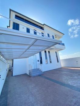 Spacious 5 Bedroom Fully Detached Duplex with 1 Bq, Chevron, Lekki Phase 2, Lekki, Lagos, Detached Duplex for Sale