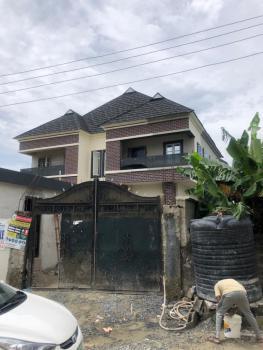 Jumbo Size 4 Bedroom Semidetached Duplex, Before Lbs, Ajah, Lagos, Semi-detached Duplex for Sale