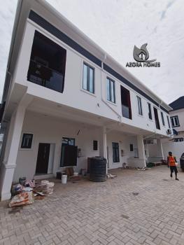 4 Bedrooms Terraced Duplexes with Boys Quarters, Thomas Estate, Ajah, Lagos, Terraced Duplex for Sale