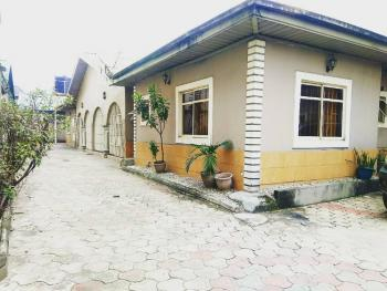 Spacious 5 Bedroom Detached Bungalow with Federal Light, Power Encounter Estate Off East West Road, Rumuodara, Port Harcourt, Rivers, Detached Bungalow for Sale