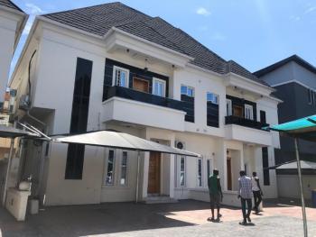 4 Bedroom Semidetached Duplex, Off Chevron Drive, Lekki, Lagos, Semi-detached Duplex for Rent