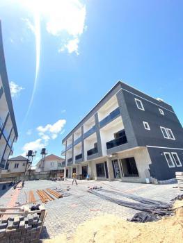 Brand New 4 Bedrooms Terraced Duplex with Bq, Lekki Phase 1, Lekki, Lagos, Terraced Duplex for Sale