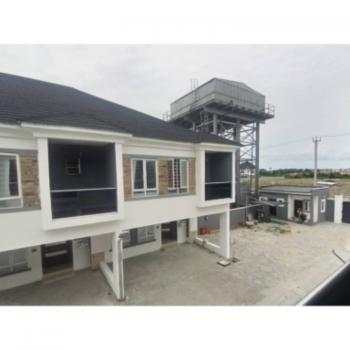a Detailed Newly Built 4 Bedroom Terrace, Orchid Road, Lekki, Lagos, Terraced Duplex for Sale
