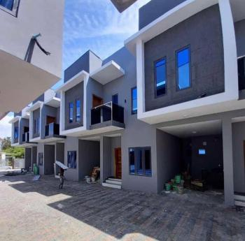 4 Bedrooms Terraced Duplex, Agungi/osapa, Lekki, Lagos, Terraced Duplex for Sale