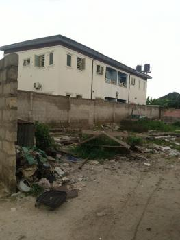 Sharp 2 Plots of Land, Off Pearls Garden Estate, Shell Cooperative, Eneka, Port Harcourt, Rivers, Residential Land for Sale