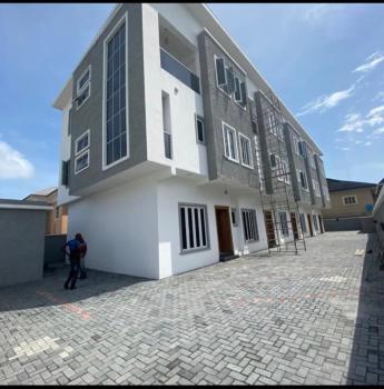4 Bedrooms Terraced Duplex with Bq, Ikate Elegushi, Lekki, Lagos, Terraced Duplex for Sale