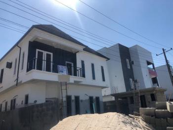 5 Bedrooms Fully Detached (front Unit), Agungi, Lekki, Lagos, Detached Duplex for Sale