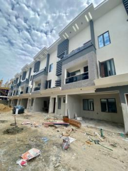 Luxurious 4 Bedrooms Terraced Duplex with Bq, Lekki Phase 1, Lekki, Lagos, Terraced Duplex for Sale