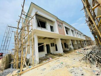 4 Bedrooms Terraced Duplex with Corner Piece, Vgc, Lekki, Lagos, Terraced Duplex for Sale