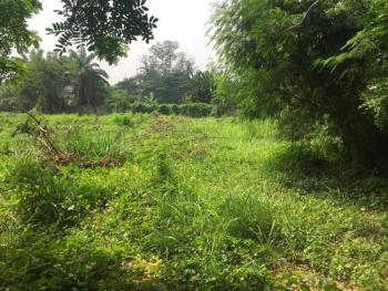 1 Acre of Land in an Accessible Location, James George Street, Dolphin Estate, Ikoyi, Lagos, Land for Sale