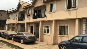4 Units of Two Bedrooms & 5 Units of Mini Flat Up for Grab, Close to Wasiu Ayinde House Okota, Ago Palace, Isolo, Lagos, Block of Flats for Sale
