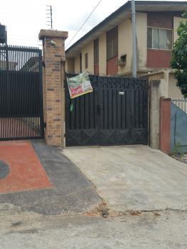 a Bungalow on Half Plot of Land, Karaole Estate, Ogba, Ikeja, Lagos, Detached Bungalow for Sale