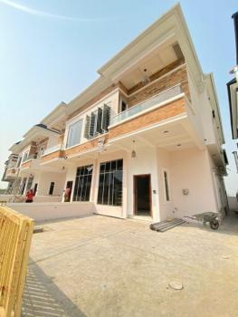 4 Bedrooms Semi Detached Duplex with 1 Room Bq, Chevron Alternative Route, Lekki, Lagos, Semi-detached Duplex for Sale