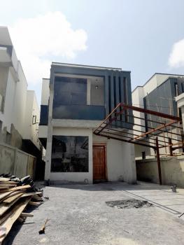 Fully Detached 5 Bedroom Duplex with 2 Rooms Bq, Agungi, Lekki, Lagos, Detached Duplex for Sale