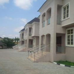 Luxury & Exquiste Finished 3 Bedroom Terraced Duplex, By Nextmall Cash N Carry, Mabuchi, Abuja, Terraced Duplex for Rent