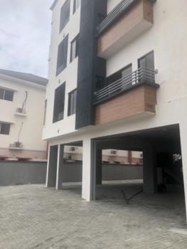 Brand New 3 Bedroom, Saki Street, Osapa, Lekki, Lagos, Flat / Apartment for Rent