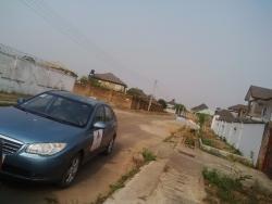 1100sm of Land at Aerodrome Gra, Samonda., Aerodrome Gra, Samonda, Ibadan, Oyo, Residential Land for Sale