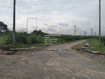 Land in a Serene Neighbourhood, Awuse Estate, Opebi, Ikeja, Lagos, Land for Sale