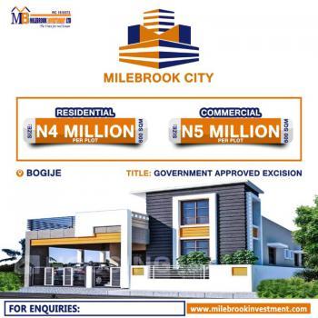 Buy & Build Land, Milesbrok Estate, Shapati, Bogije, Ibeju Lekki, Lagos, Mixed-use Land for Sale