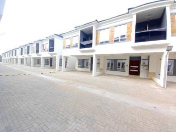 Luxury 4 Bedrooms Terraced Duplex  with a Beautiful Facilities, Orchid Road, Lekki 2nd Tollgate, Ikota, Lekki, Lagos, Terraced Duplex for Sale