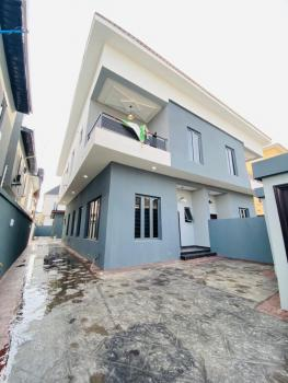 4 Bedrooms Semi-detached Duplex with a Room Bq, Ikota, Lekki, Lagos, Semi-detached Duplex for Sale