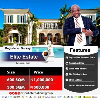 Land, Elite Estate, Ewekoro, Ogun, Residential Land for Sale