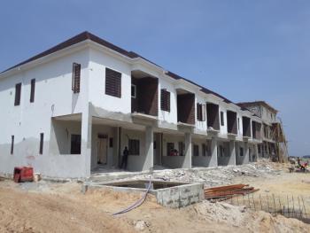 3 Bedrooms Terraced Duplex with Bq, 2nd Tollgate, Lekki, Lagos, Terraced Duplex for Sale