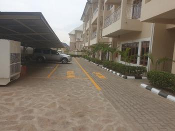 Serviced 4 Bedroom Terrace Duplex with a Room Bq, After Vio, Mabushi, Abuja, Terraced Duplex for Rent
