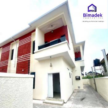 Then 4 Bedrooms Semi Detached Duplex with a Bq Is Worth Looking at!, Ajah, Lagos, Semi-detached Duplex for Sale