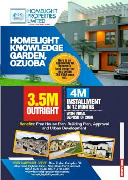 Land, Uzuoba, Port Harcourt, Rivers, Residential Land for Sale