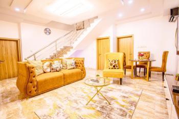 Luxury 4 Bedroom, Chevron, Lekki, Lagos, Terraced Duplex Short Let