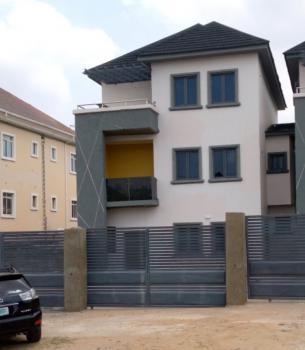 5 Bedroom Terraced Duplex, Guzape District, Abuja, Terraced Duplex for Sale