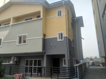 Spacious 4 Bedrooms Semi-detached House with a Back Garden and a Bq., Ikate, Lekki, Lagos, Semi-detached Duplex for Sale