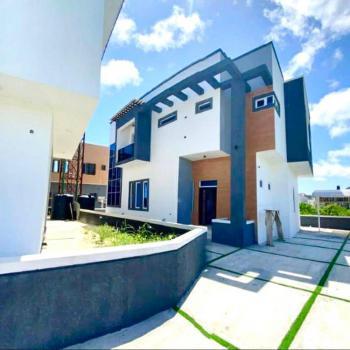 Newly Built 4 Bedroom Detached Duplex with Bq;, Lafiaji, Lekki, Lagos, Detached Duplex for Sale