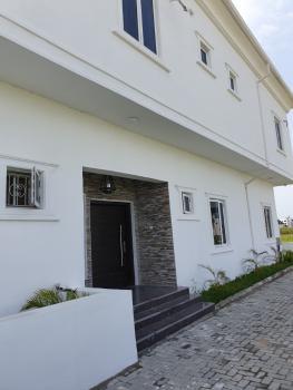 Well Built 4 Bedroom Semi-detached House, Cowrie Creek Estate, Lekki, Lagos, Semi-detached Duplex for Sale