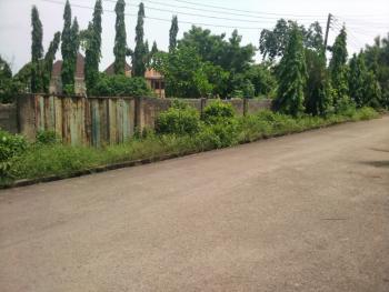 Corner Plot, Onwe Road, Gra, Abakaliki, Ebonyi, Mixed-use Land for Sale